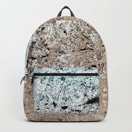 S H A T T E R E D Backpack