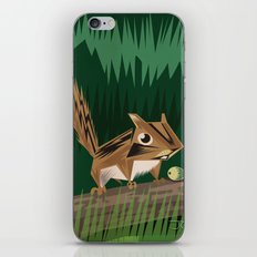Chip Chip iPhone & iPod Skin