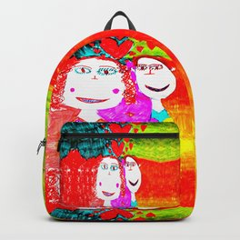 LOVE iN CHiLDHOOD Backpack