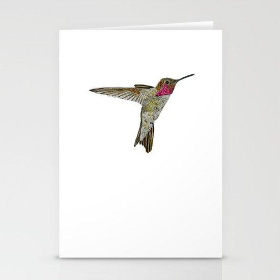Hummingbird Ayre Stationery Cards