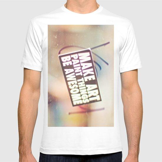 Hello Art T-shirt