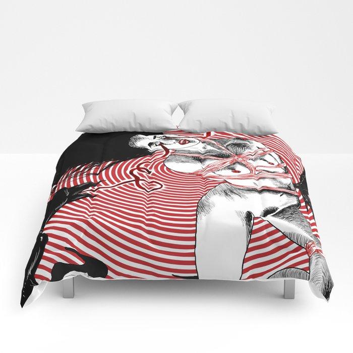 Vertigo ll. Comforters