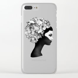 Marianna - Ruben Ireland & Jenny Liz Rome Clear iPhone Case
