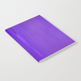 Abstract Purples Notebook