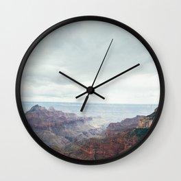 The North Rim Wall Clock