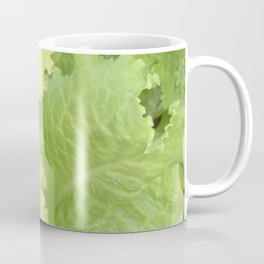 Organic Lettuce Coffee Mug