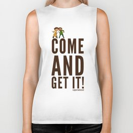 Come and Get It! Biker Tank
