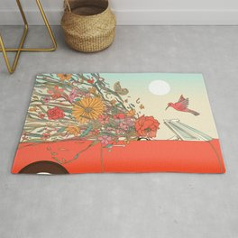 Passing Existence Rug