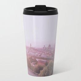 Florence cityscape Travel Mug