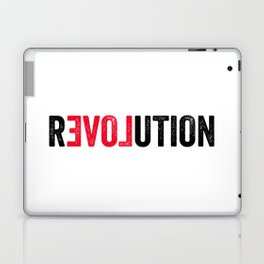 Revolution - Gotta start somewhere. Laptop & iPad Skin