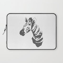 Zebra Blind Contour Laptop Sleeve