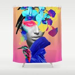 Escapism Ecstasy Shower Curtain