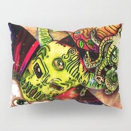 Intergalactic Guardian Constantin Pillow Sham
