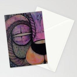 GRIZZLY SLASHER Stationery Cards