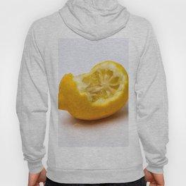 Keep smiling. Half eaten lemon Hoody