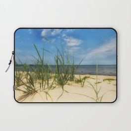 Beach Gras Impressions Laptop Sleeve