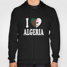 I Love Algeria Hoody