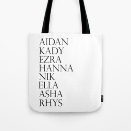 IlluminaeCrew Tote Bag