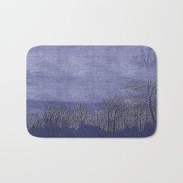Pen Dusk Landscape | Nadia Bonello Bath Mat