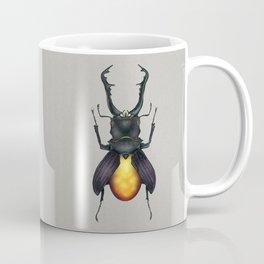 Amber Beetle Coffee Mug