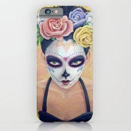La Rosas de Maria  iPhone Case