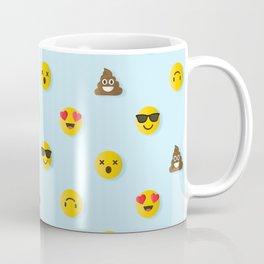 Emoji Daydream Coffee Mug