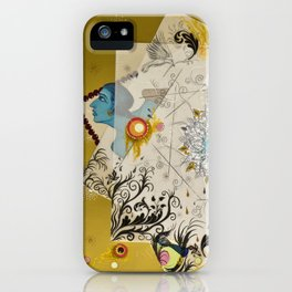 Improvisation#16 iPhone Case