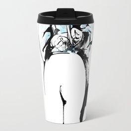 Shibari - Japanese BDSM Art painting #2 Travel Mug