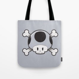 Toad Skull Tote Bag