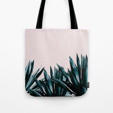 Pastel agave Tote Bag