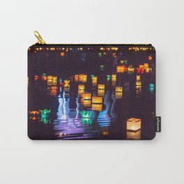 Festival of water lights Carry-All Pouch