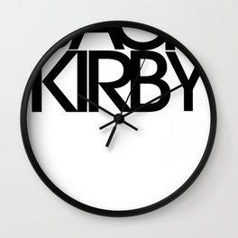 Classic : Jack Kirby Wall Clock
