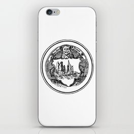 Conquest of the New World iPhone Skin