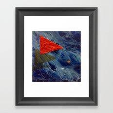 Float On to Freedom Framed Art Print