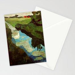 Landscape - Paula Modersohn-Becker Stationery Cards