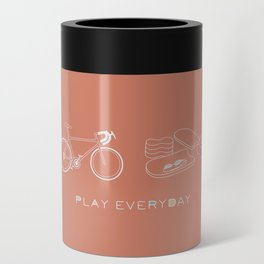 Play Everyday Can Cooler