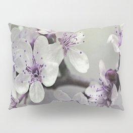 Misty Flowers Pillow Sham