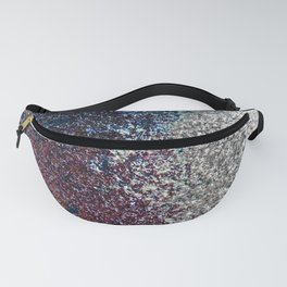 Colorful Dust in Sidelight Fanny Pack