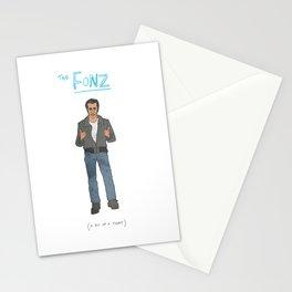 The Fonz Stationery Cards