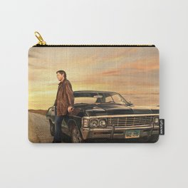 Dean and Impala Carry-All Pouch