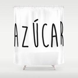 Azucar Shower Curtain