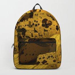 City of Golden Dust Backpack