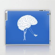 Creativity is Intelligence Having Fun Laptop & iPad Skin