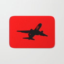 Plane Jane Bath Mat