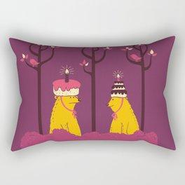 Do You Like My Hat? Rectangular Pillow
