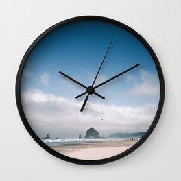 Cannon Beach V Wall Clock