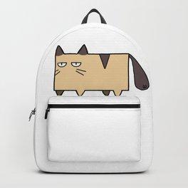Matthew - The Mildly Depressed Feline Backpack