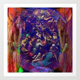 The Age of Light Art Print