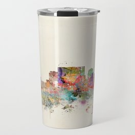 city nashville tennessee Travel Mug