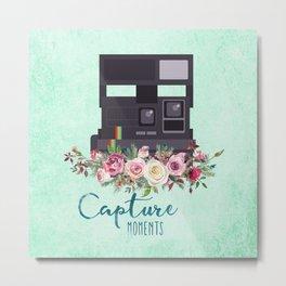 Capture moments #3 Metal Print